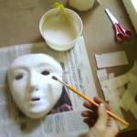 Cómo Hacer una Máscara para Disfraz