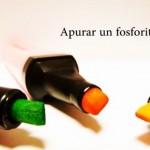 Cómo Apurar al máximo un Rotulador Fosforito