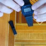 Cómo Cambiar la Correa del Reloj Casio F-91W