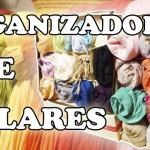 Cómo Hacer un Organizador de Fulares y Pañuelos